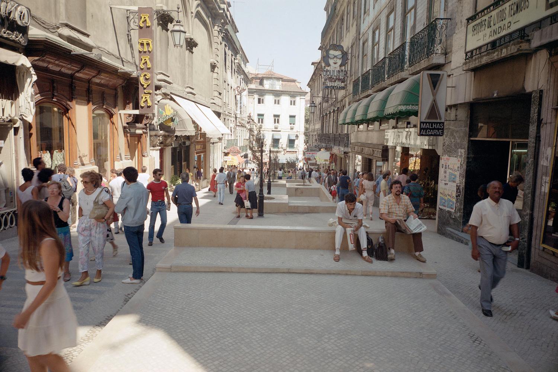 Rua do Carmo.