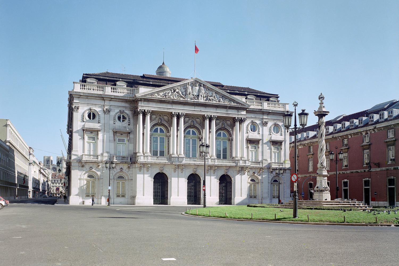 Praça do Município.