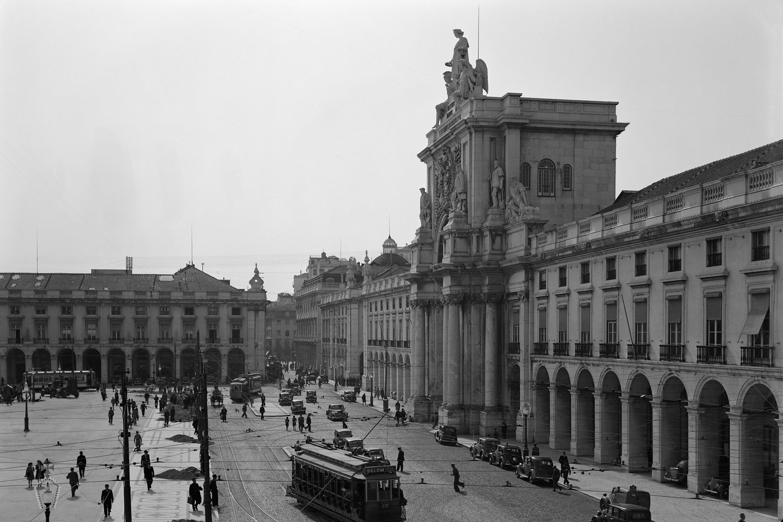 Praça do Comércio (Terreiro do Paço).
