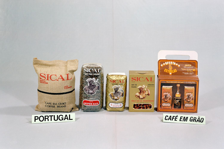 Fotografia de produto dos Cafés Sical.