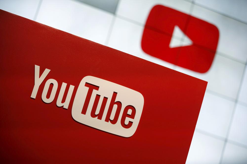 YouTube crise