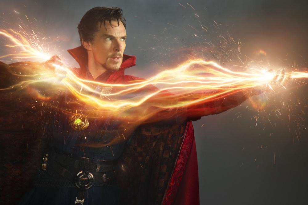2641b03e879 Marvel apresenta  Doctor Strange  e uma mão cheia de novas séries