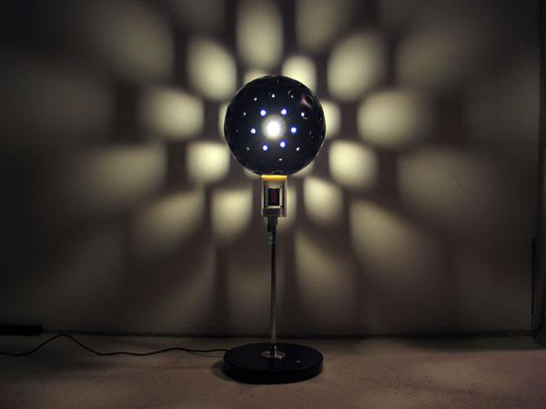 lampshade-robot