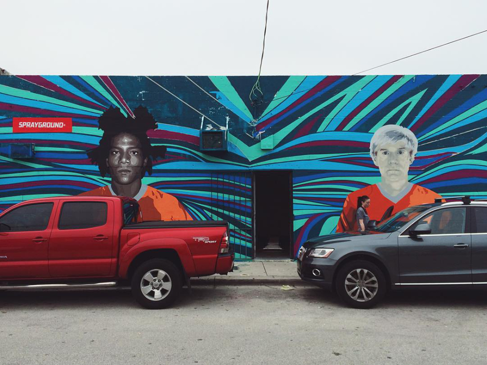 Wynwood Art District, Miami, 2015