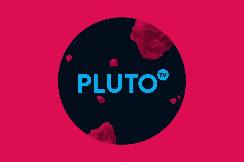 Pluto Tv serviço de televisão