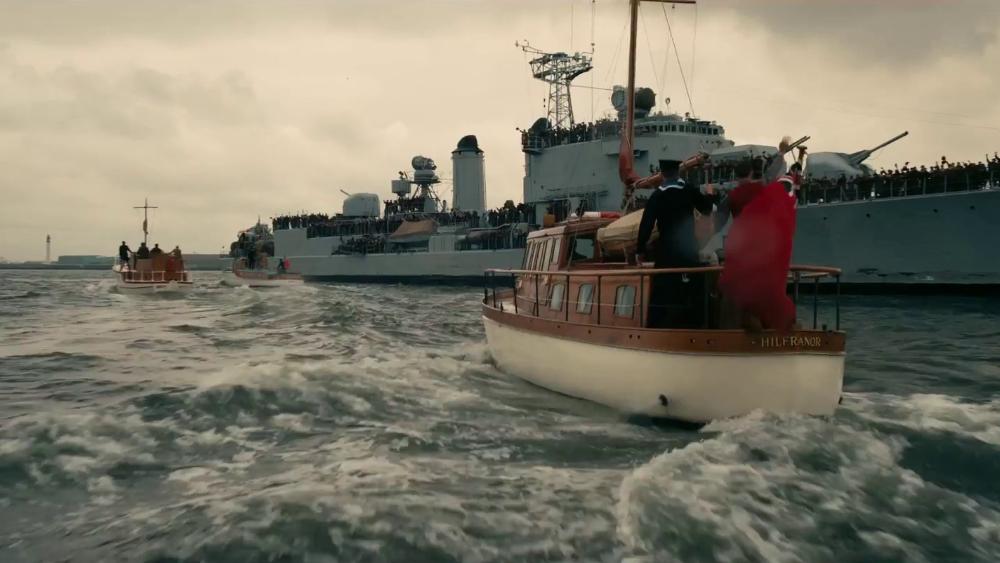 trailer de Dunkirk