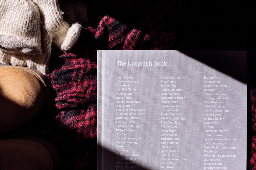The Unsplash Book