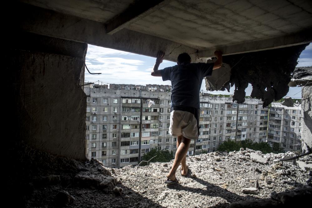 Valery Melnikov, Rossiya Segodnya – Black days of Ucraine
