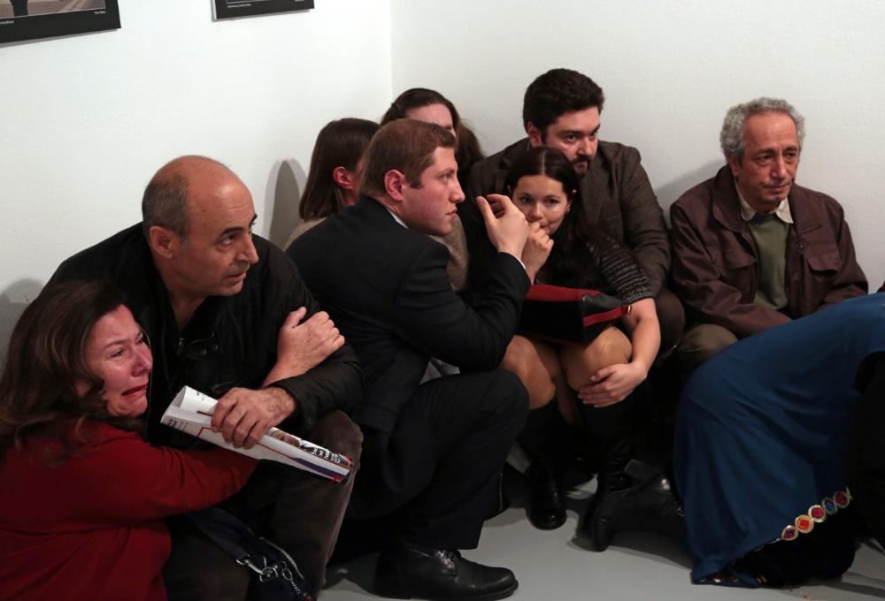 Burhan Ozbilici – The Associated Press