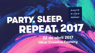 Party. Sleep. Repeat