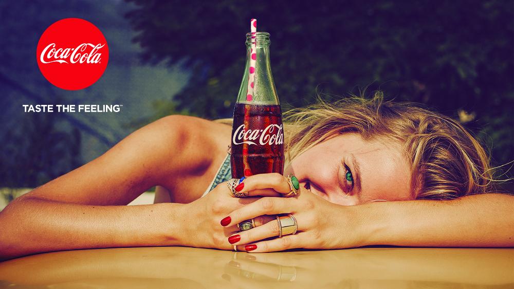 Coca Cola publicidade