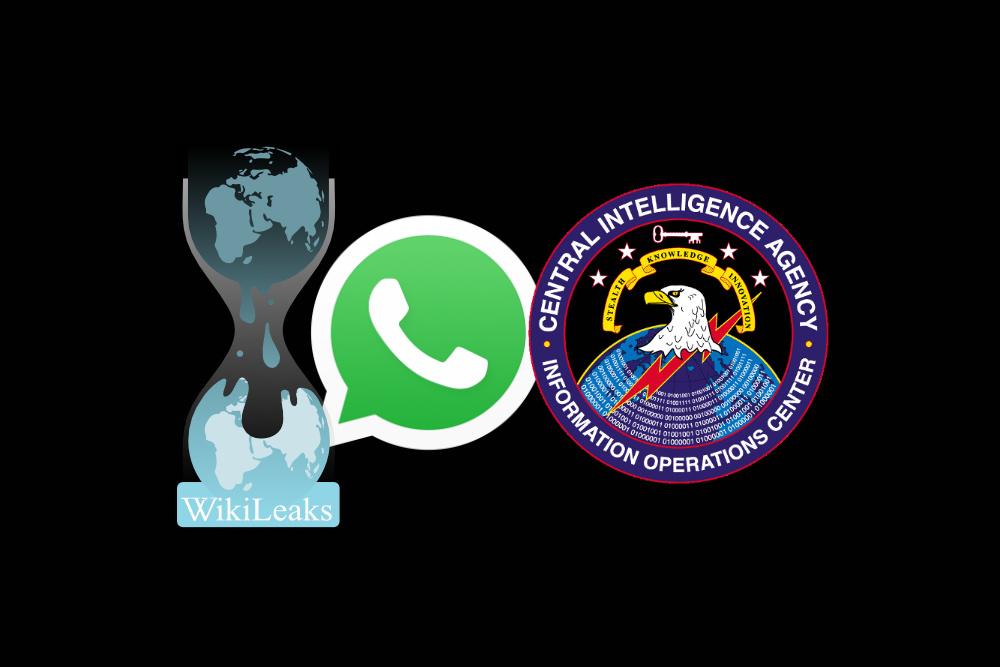 Wikileaks revela que CIA consegue aceder a mensagens encriptadas