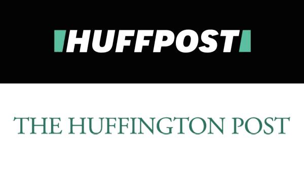 Huffington Post design