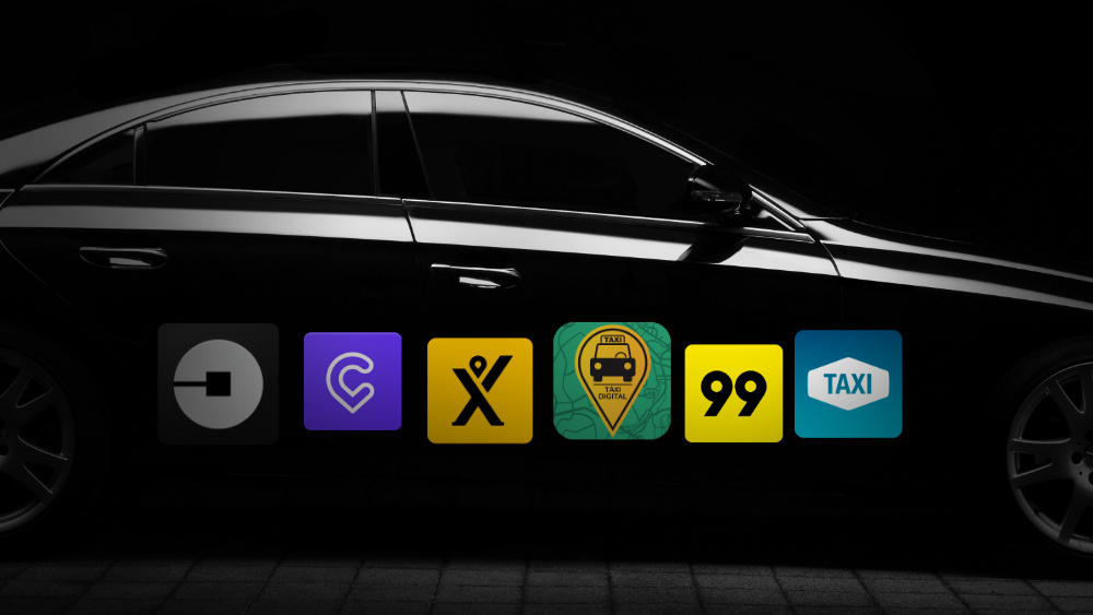apps mobilidade taxis
