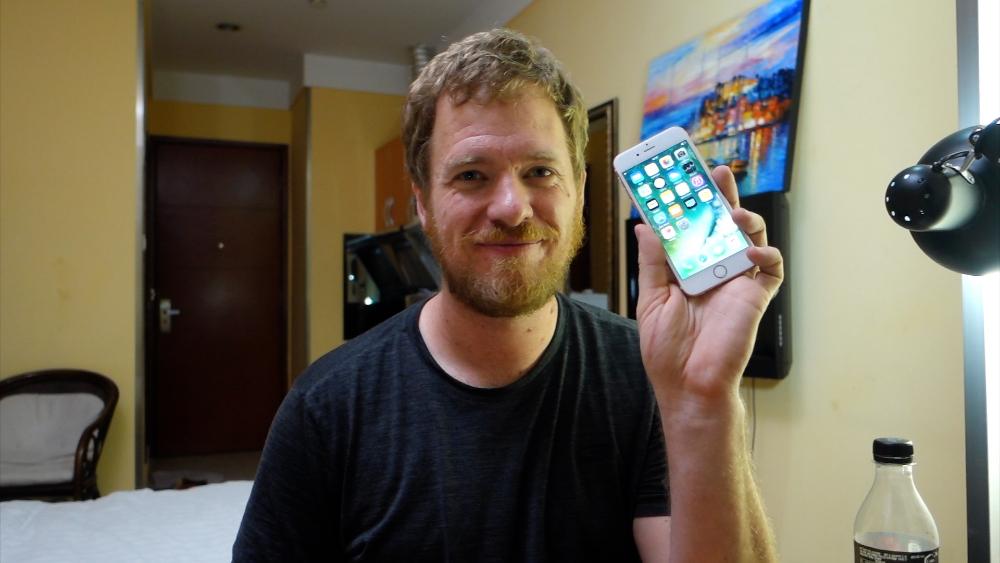 fazer o próprio iPhone