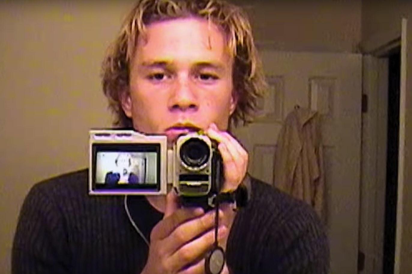 documentário heath ledger