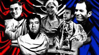 candidatos presidenciais frança