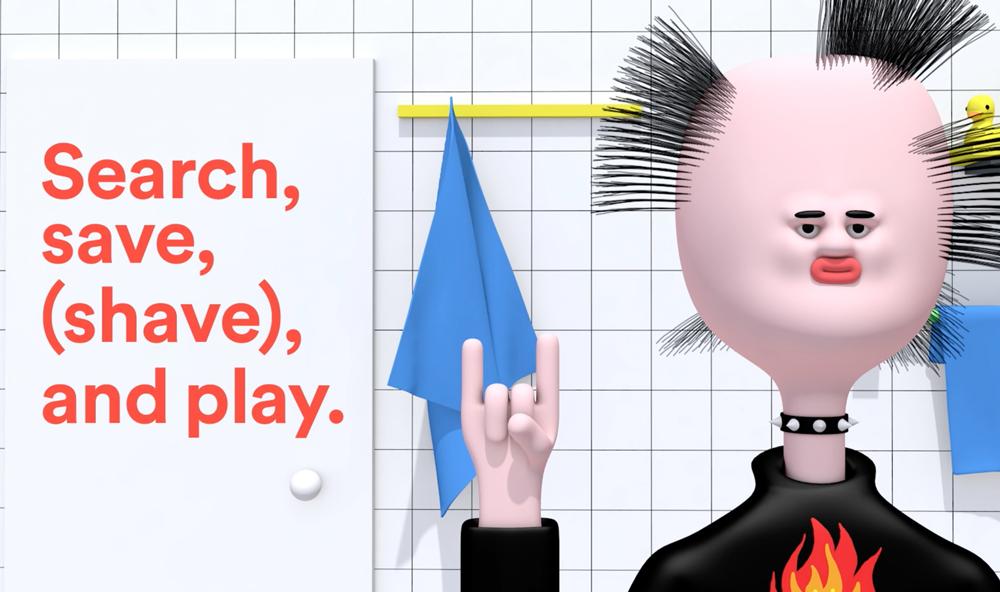 Jack Sachs campanha Spotify