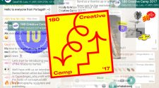 180 Creative Camp Whatsapp