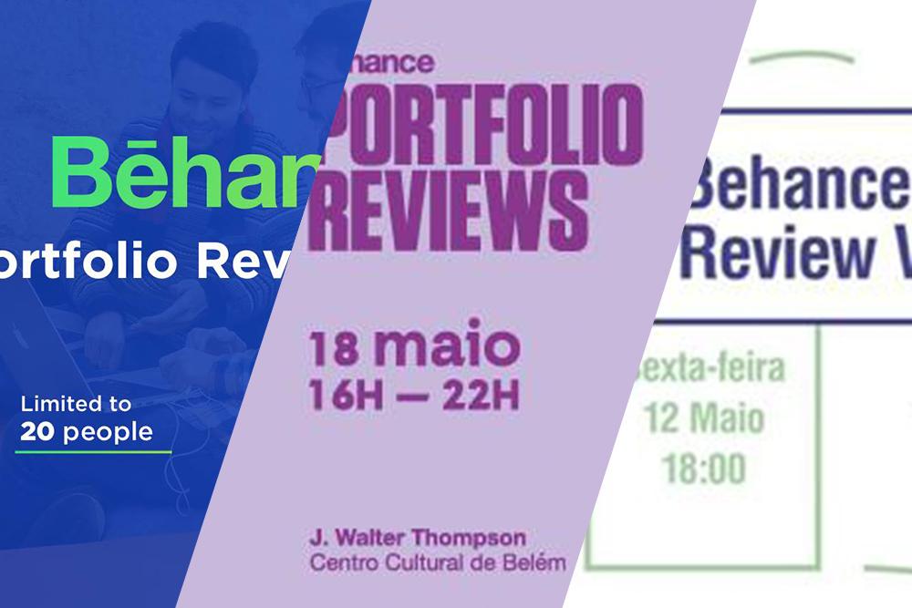 Behance Portfolio Review eventos
