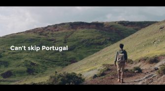 campanha Turismo de Portugal