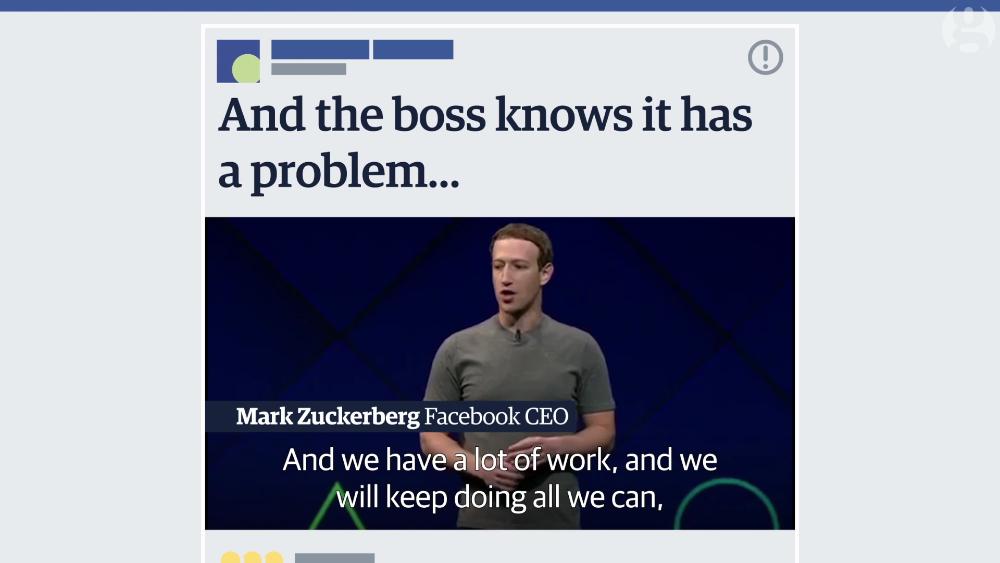 Regras secretas do Facebook permitem divulgação de imagens violentas