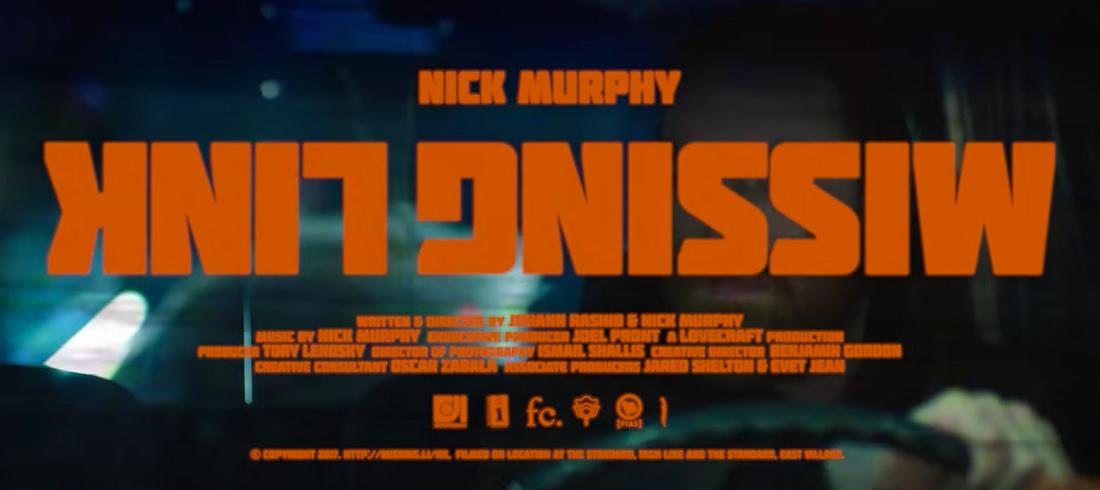 trailer Nick Murphy