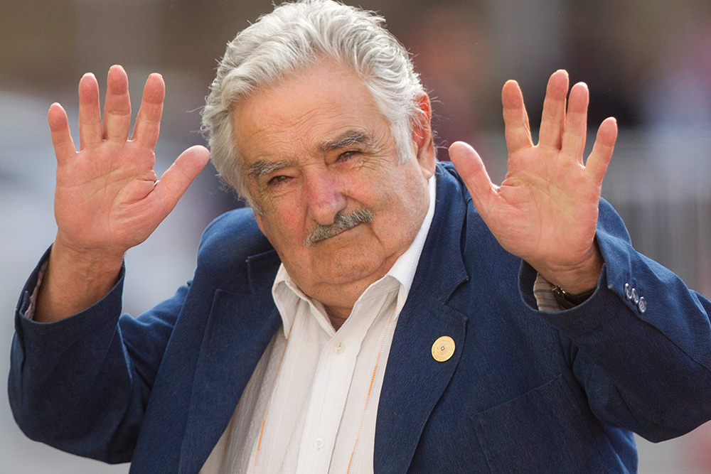 Mujica Presidente do Uruguai