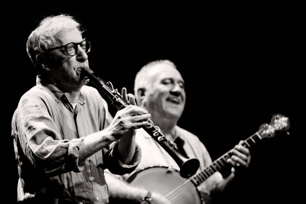Woody Allen regressa a Portugal para concerto a 4 de julho