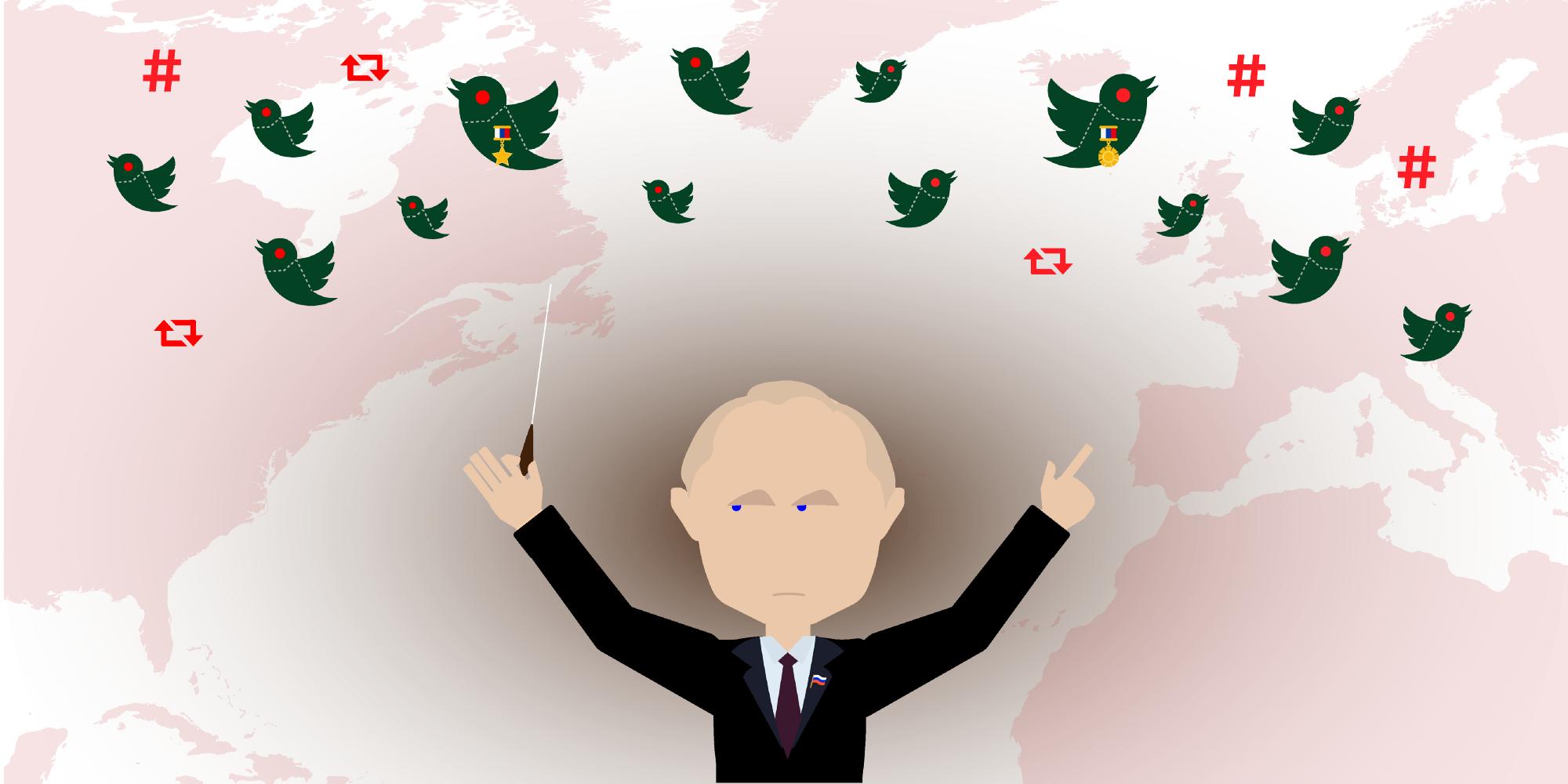 bots propaganda política