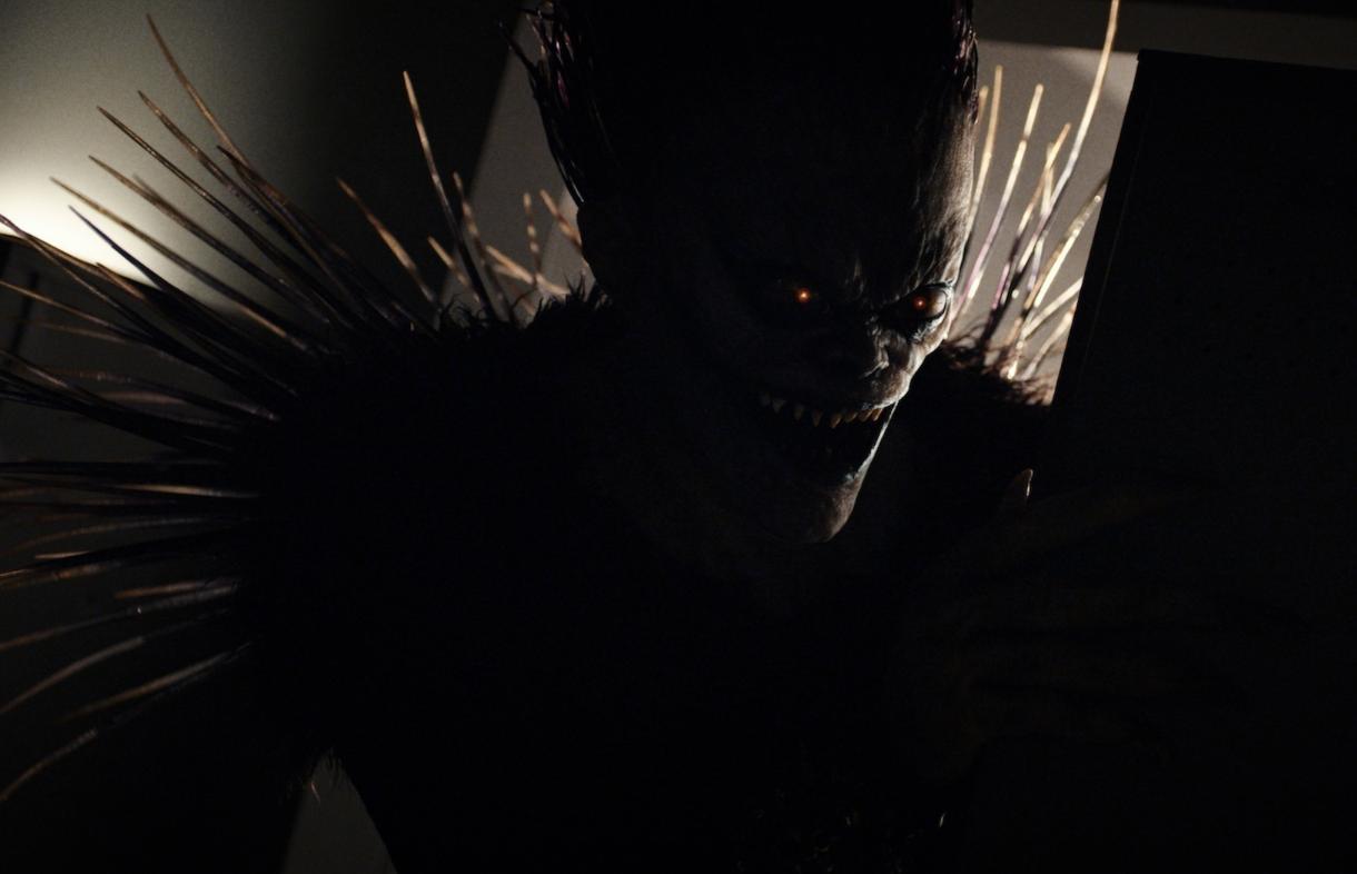 Primeiro trailer completo para Death Note