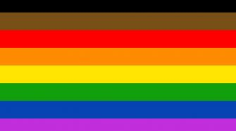 bandeira LGBTQ+