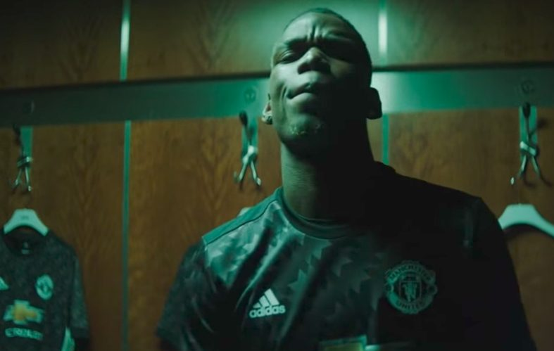 pogba desiigner Manchester United