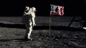 lunar chegada à lua