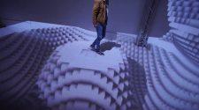 vídeo percepção do espaço