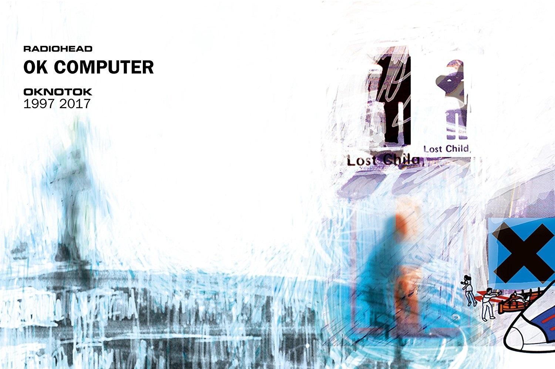 Radiohead celebra os 20 anos de 'OK Computer' no festival Glastonbury