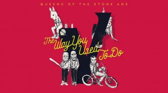 Queens Of The Stone Age álbum novo