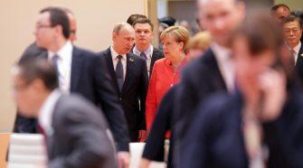 cimeira do g20 Hamburgo