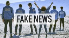 Arcade Fire fake news