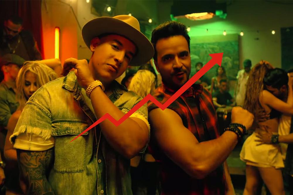 Daddy Yankee conquista primeiro lugar no Spotify mundialmente
