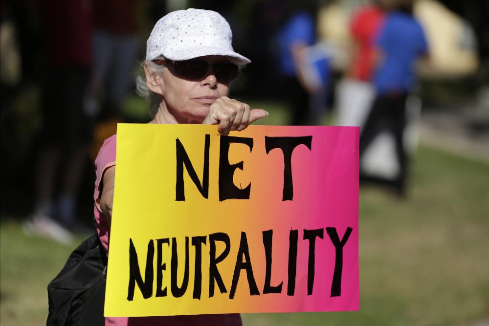 eua neutralidade da net