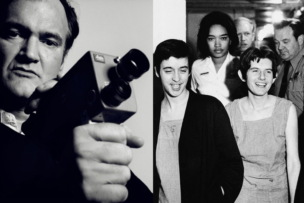 Próximo filme de Tarantino será sobre o assassino Charles Manson