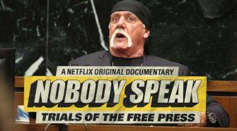 nobody speak documentário