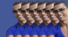 Ronaldo facebook feed