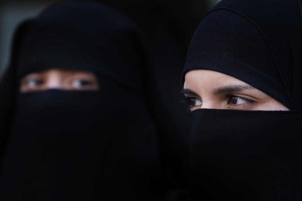 véu islâmico Europa