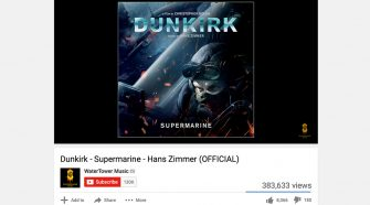 Dunkirk Hans Zimmer
