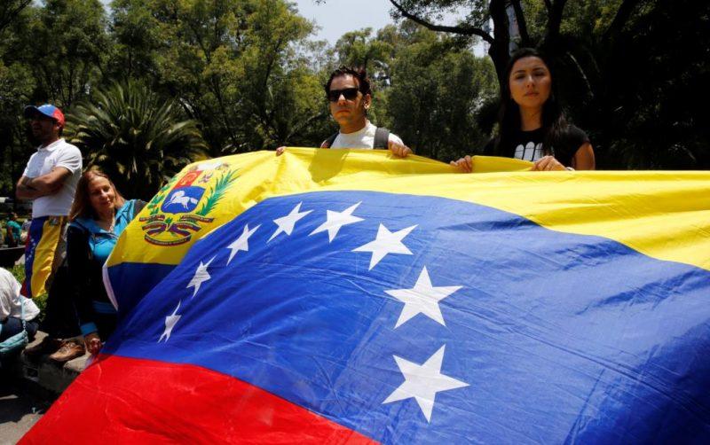 Os países vêm as eleições como uma demonstração de autodeterminação do povo venezuelano. Créditos: Henry Romero/Reuters