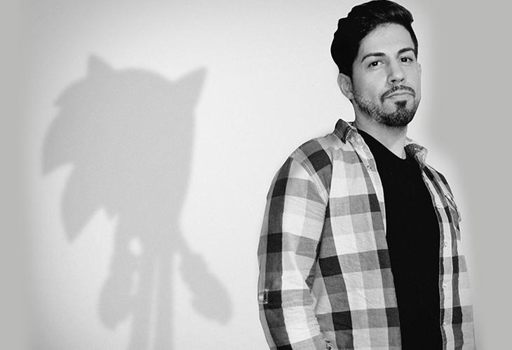 Tee Lopes é o responsável pela epopeia musical em Sonic Mania.
