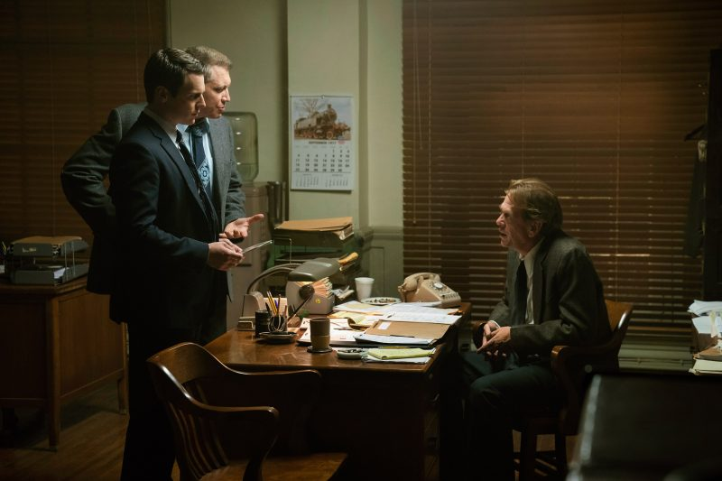 Netflix divulga trailer de Mindhunter, nova série de David Fincher