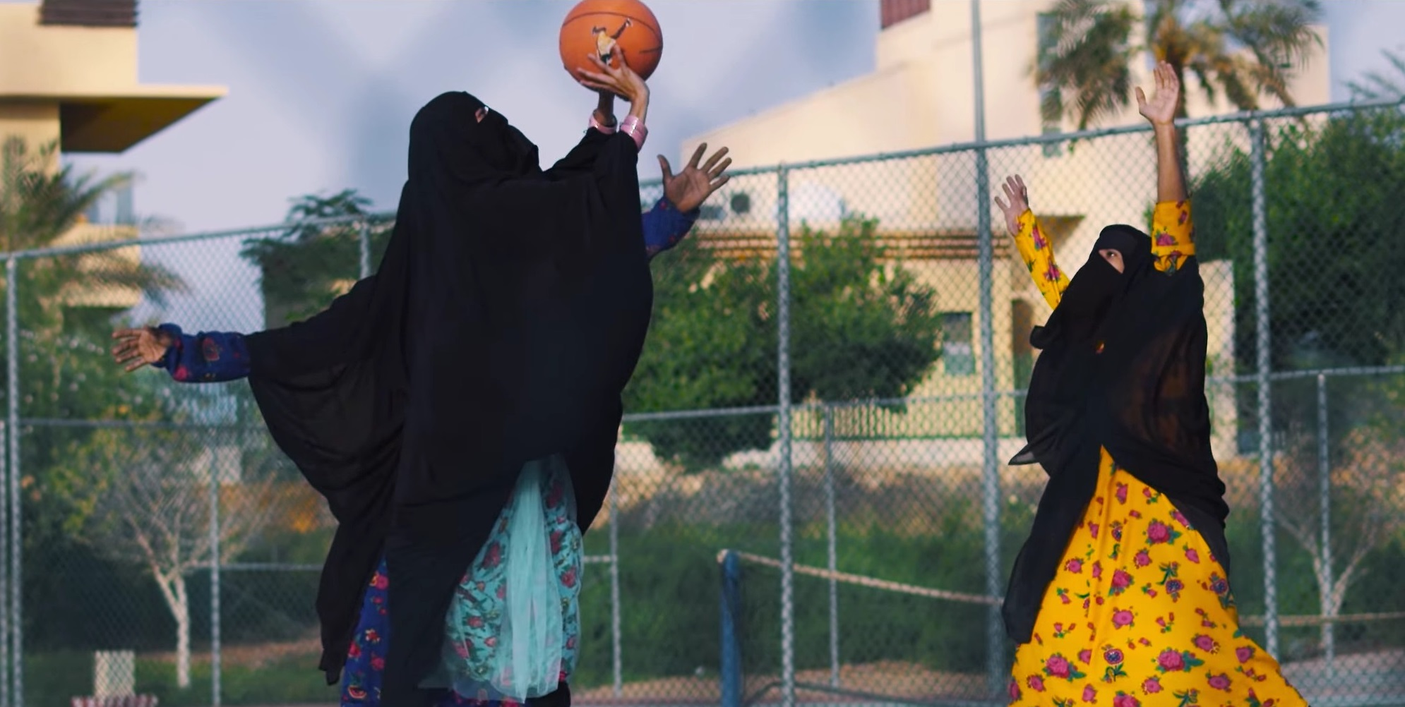 Mulheres da Arábia Saudita videoclipe